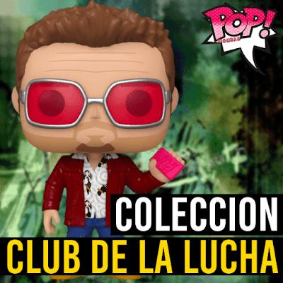 Lista de figuras Funko POP El club de la lucha