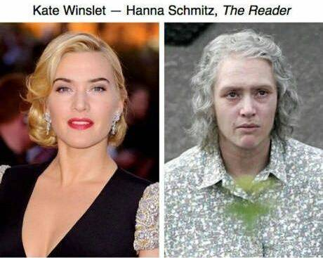 Kate Winslet - Artis Cantik Hollywood Rela Tampil Jelek Demi Peran