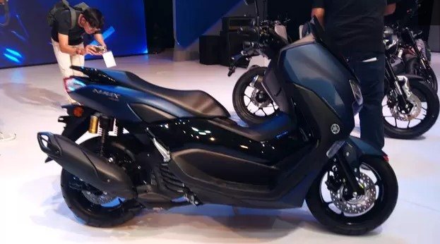 New Yamaha NMax Facelit 2020