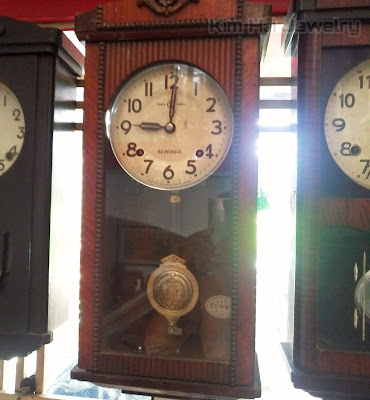đồng hồ xưa Seikosha
