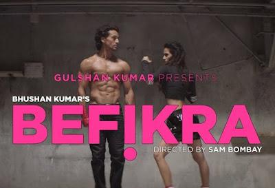 Befikra (2016) - Tiger Shroff