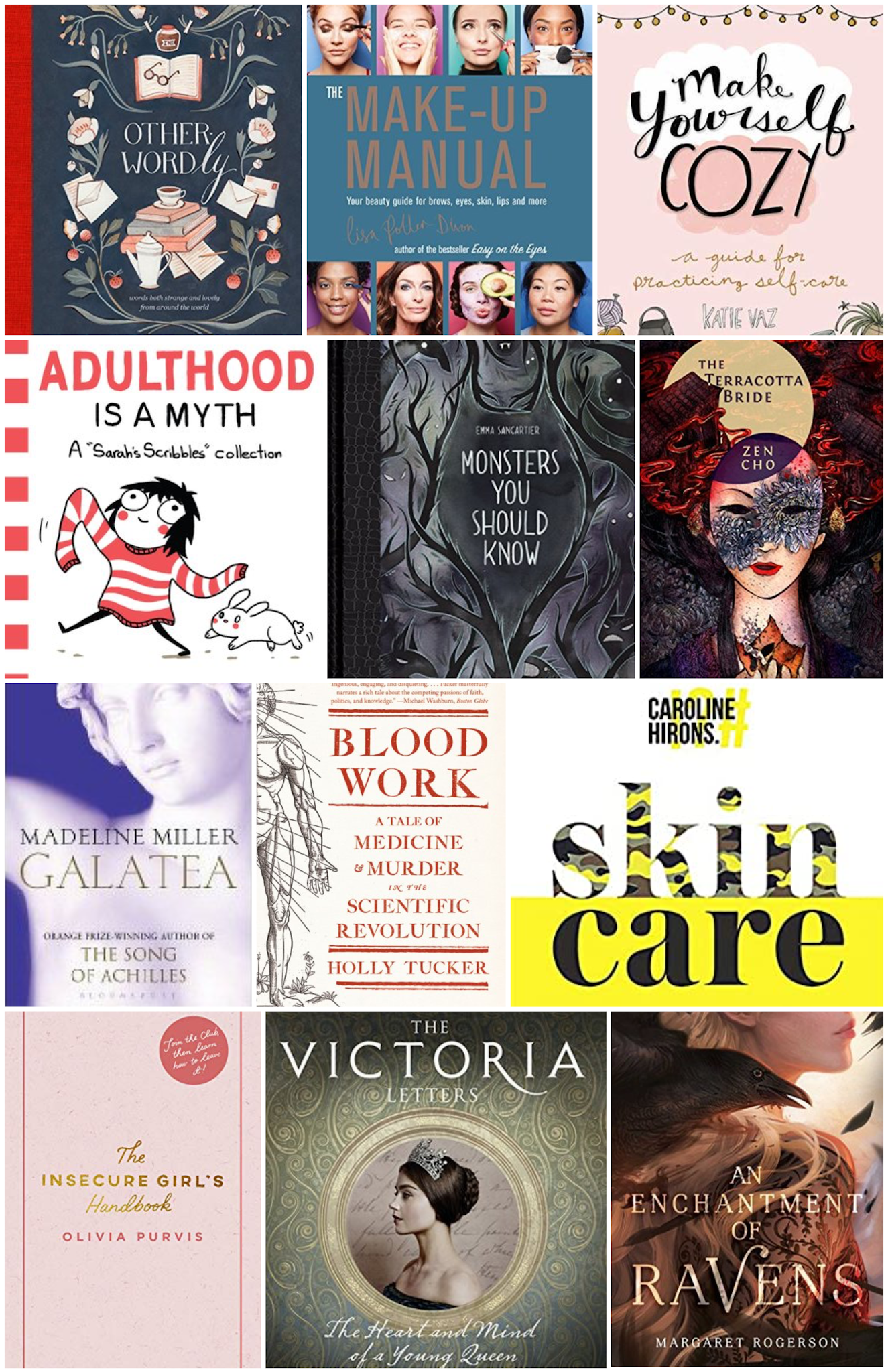 July Reading Wrap-Up 2020