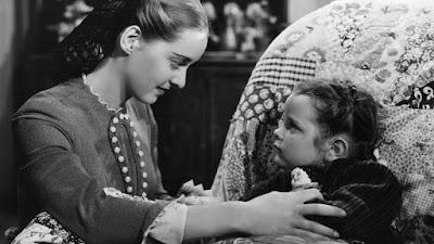 Bette Davis dans La Vieille fille, de Edmund Goulding (1939)