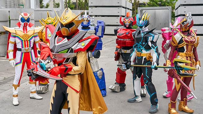 Kikai Sentai Zenkaiger Episode 20 Subtitle Indonesia