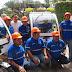 Dunosusa dona 4 vehículos recolectores de basura a la Comuna