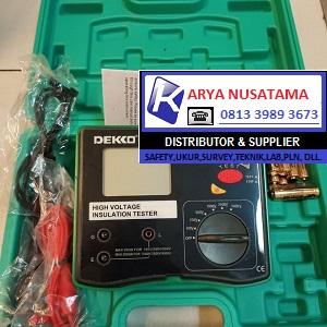 Jual Megger Insulation Tester DEKKO KY-3125 di Jombang