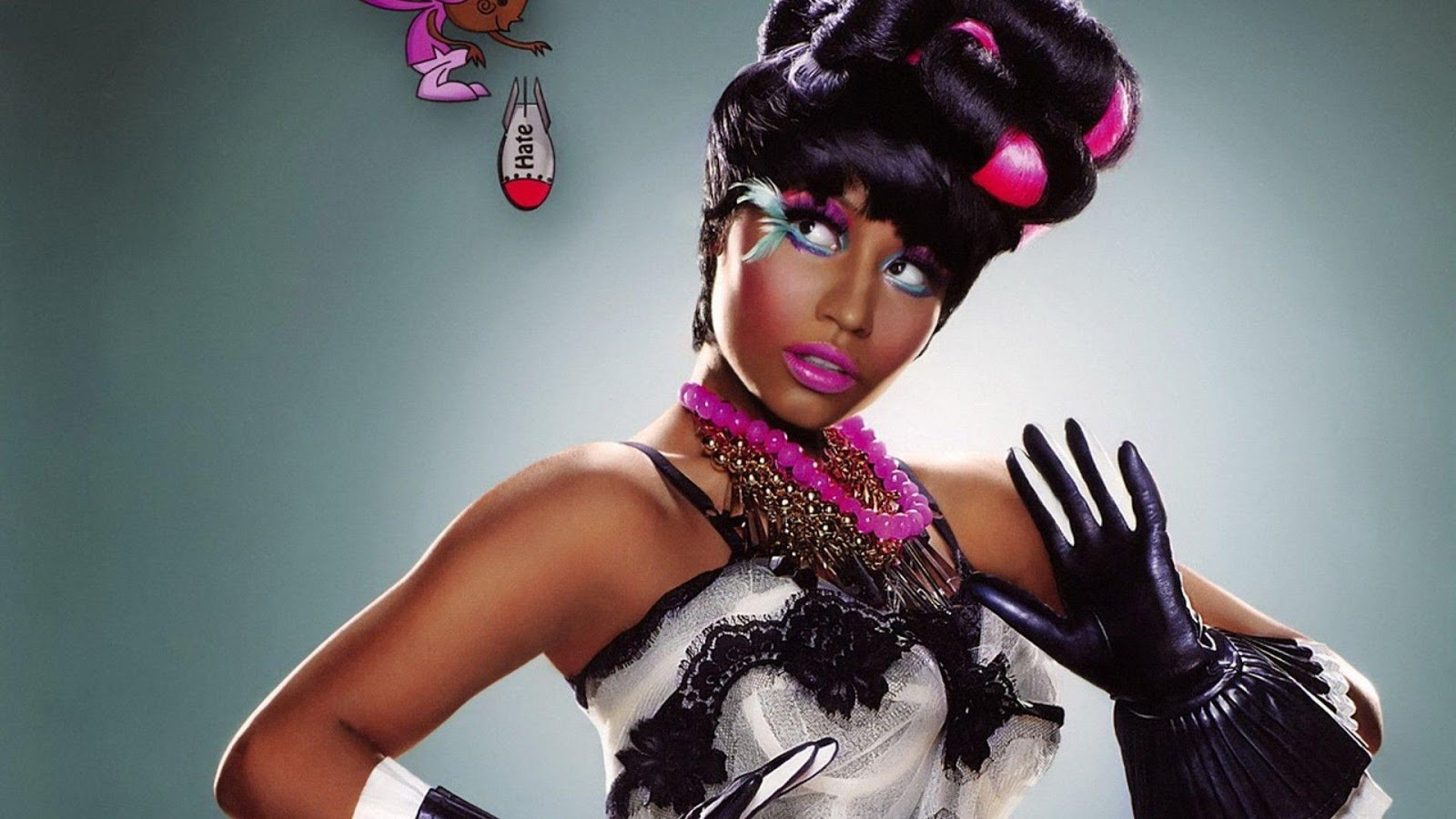 Full HD Wallpapers Desktop Nicki Minaj Wallpapers Iphone