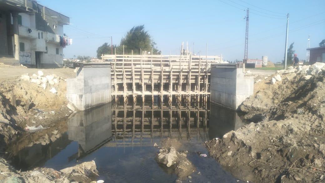 حملة تطهير شاملة للترع والمصارف بمحافظة البحيرة