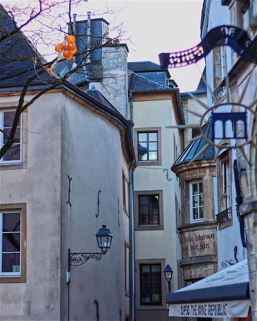 lussemburgo principali attrazioni