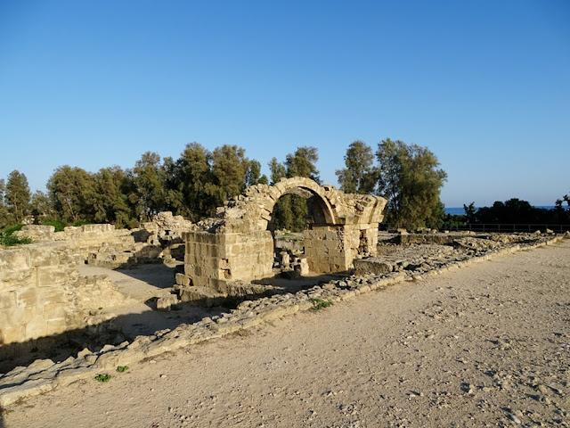 Cypr - zwiedzanie na własną rękę