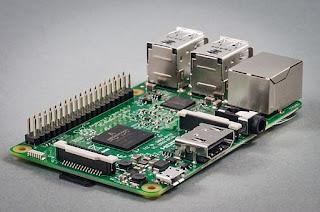 A Raspberry Pi SBC