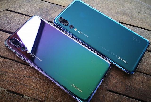 هواوي تطلق هاتفها الجديد بنظام تشغيل خاص