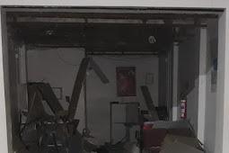 Bandidos Fortemente Armados Explodem Ponto Bradesco Na Cidade De Brejo Grande