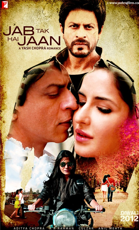 CHALLA SONG LYRICS-JAB TAK HAI JAAN