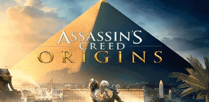تحميل لعبة assassin's creed origins شامله كل التحديثات بحجم صغير