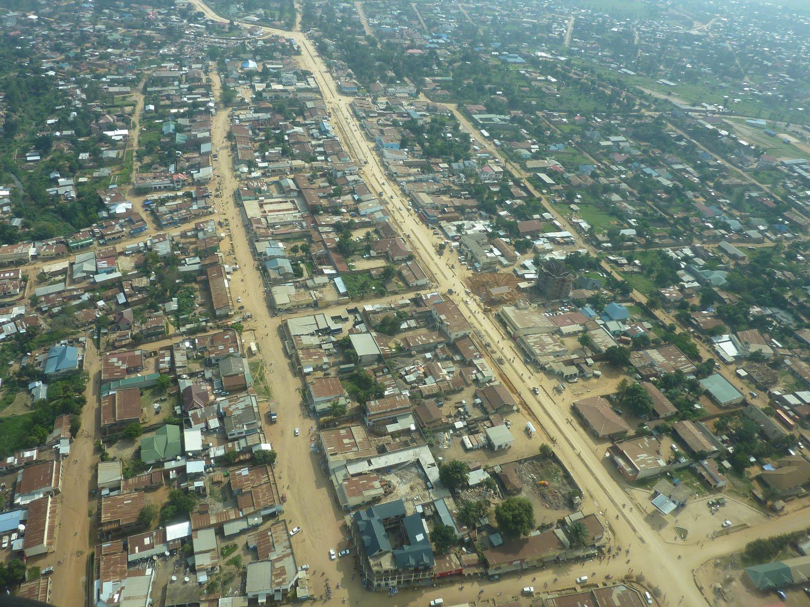 Entebbe | Byen i Uganda