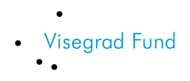 Logo Międzynarodowego Funduszu Wyszehradzkiego