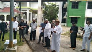 Plt Walikota Tanjungbalai Hadiri Penyembelihan Hewan Qurban 4 Ekor Sapi