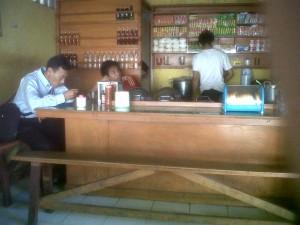 Usaha Warung Indomie dan kopi