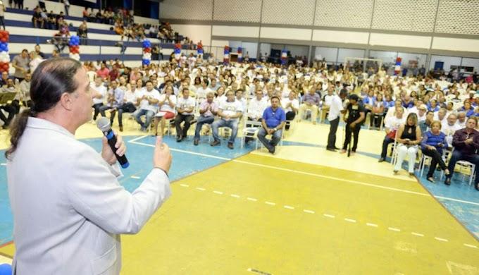 MAIS AÇÃO - Gestão Fábio Gentil, em Caxias, comemora 500 dias de governo e garante realização do concurso