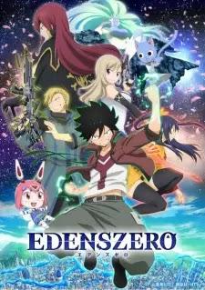 تقرير انمي Edens Zero