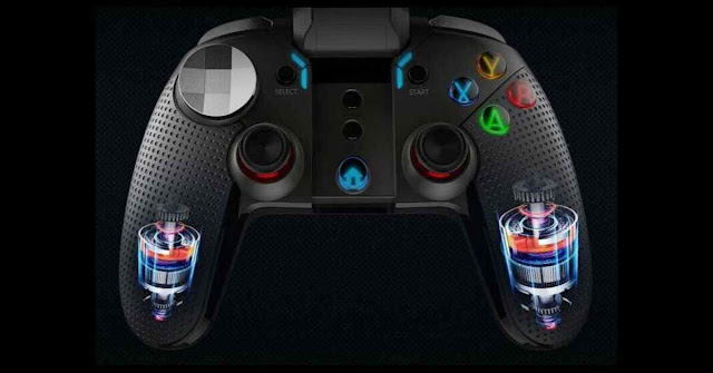 Wireless controller for Android