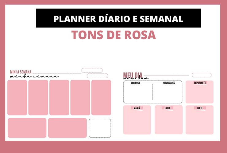 PLANOS TONS DE ROSA