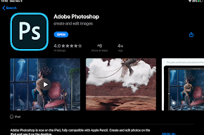 Adobe Photoshop untuk iPad Resmi Dirilis