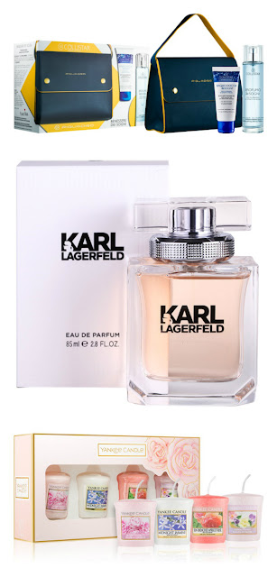 Yankee Candle, Karl Lagerfeld, Collistar