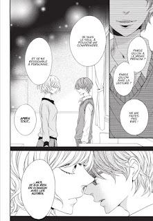 Manga - From End - Hayase pense être seul à être victime d'abus sexuels