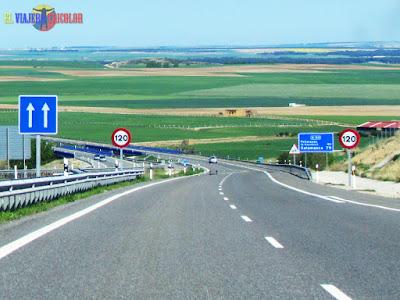 De Madrid a Oporto en coche