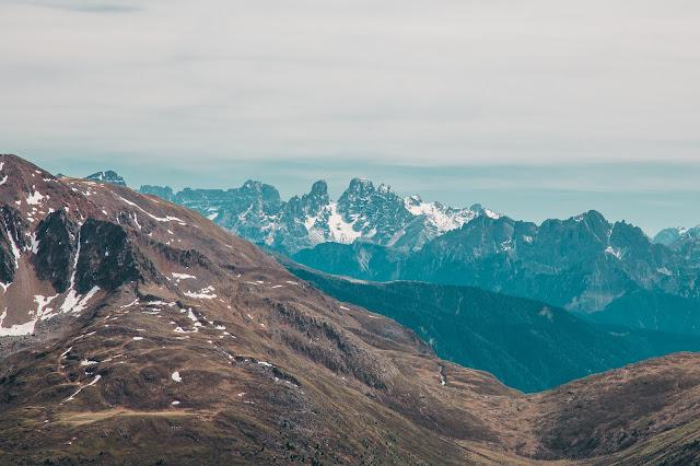 Wandern in Osttirol  Oberseitsee St. Jakob Defereggental 05