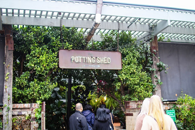 The Potting Shed Alexandria
