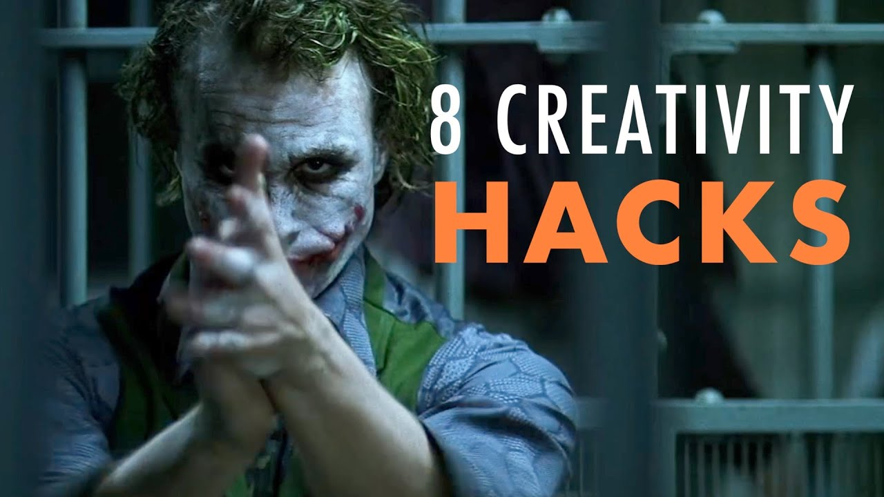 8 Creativity/Filmmaking HACKS in 190 SECONDS!!