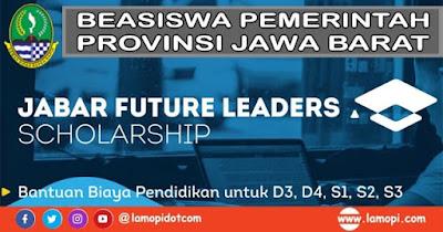 Jabar Future Leaders (JFL) Scholarship