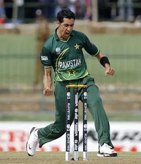 Pakistan vs Zimbabwe 33rd Match ICC Cricket World Cup 2011 Highlights