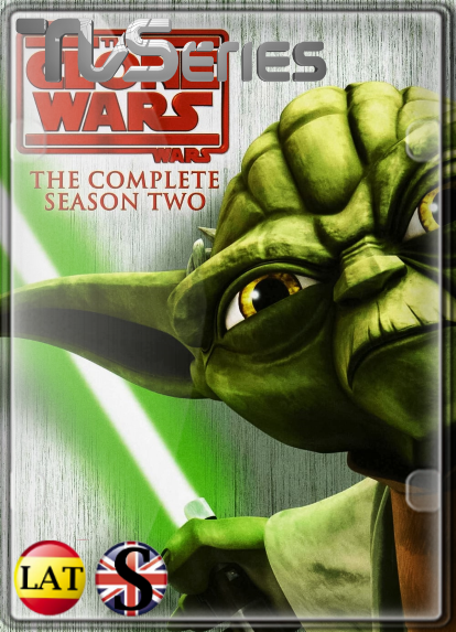 Star Wars: The Clone Wars (Temporada 2) HD 1080P LATINO/INGLES