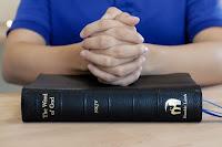 Prayer - Photo by Humble Lamb on Unsplash