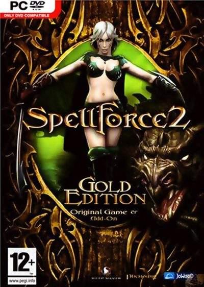 Spellforce 2 Gold PC Full Descargar Repack Español ISO DVD5