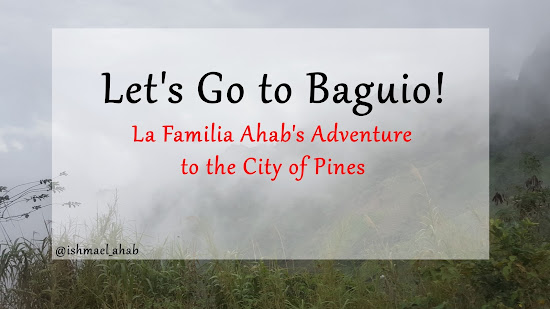 Let's Go to Baguio