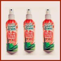 Velform Hair Erase pareri spray epilator nedureros acasa