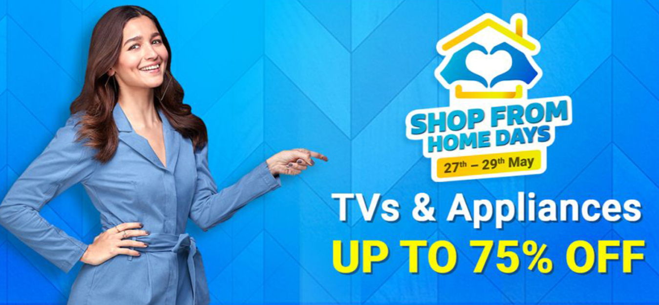 Flipkart Shop From Home Days Sale: Chance to buy Redmi, Realme, iPhone Cheaply