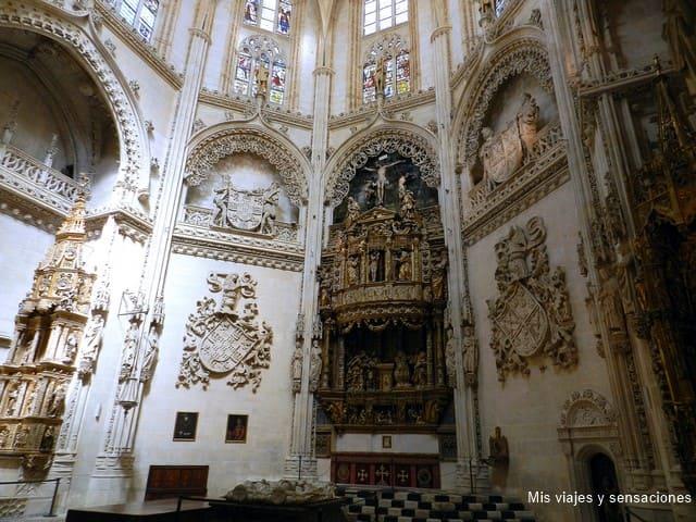 Capilla de los condestable, Catedral de Burgos
