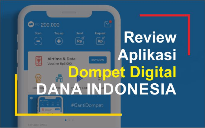 Review Aplikasi DANA