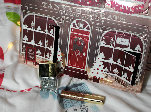 tanya burr advent calendar christmas