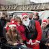 Prelijepa slika sa najvećeg i najljepšeg trga u BiH: Mala raja u Tuzli proslavila Dječiju novu godinu uz pjesmu, igru, Moto mrazove i poklone!