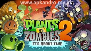 Plants vs Zombies 2 MOD APK 7.8.1 Unlimited Coins Gems