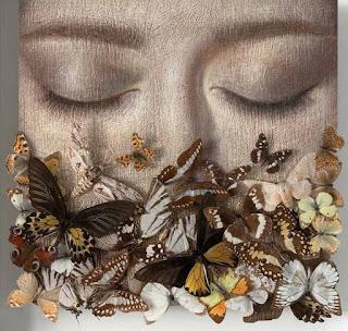 rostros-de-mujeres-composiciones-realismo-abstracto realismo-abstracto-caras-femeninas
