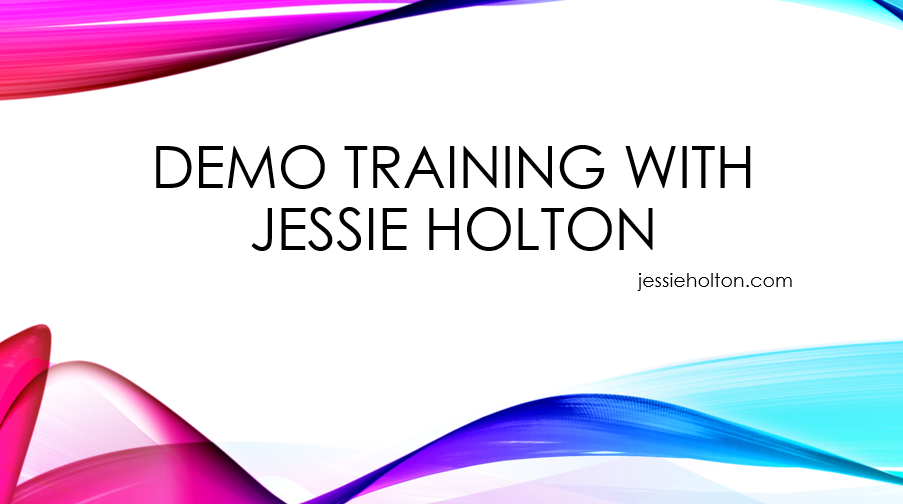 Demo Training
