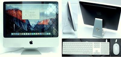 Jual iMac 8.1 20 Inch Bekas